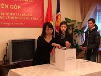 Cộng đồng người Việt tại Mông Cổ ủng hộ đồng bào vùng bão lũ