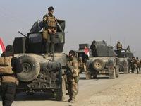 Iraq giải phóng hơn 30 Mosul