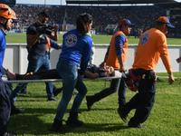 Giẫm đạp kinh hoàng ở giải VĐQG Honduras, 4 người thiệt mạng