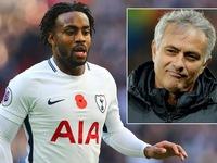 Chuyển nhượng bóng đá quốc tế ngày 05/12/2017: Jose Mourinho tin chắc Man Utd sẽ có Danny Rose