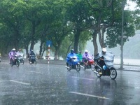 Thời tiết tháng 7: Cả nước mưa nhiều, cuối tháng dự báo có bão