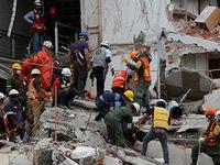 Mexico để quốc tang 3 ngày sau trận động đất