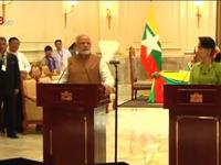 Myanmar và Ấn Độ hợp tác chống khủng bố