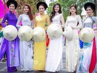 """Triển lãm """"Áo dài Việt Nam qua các thời kỳ lịch sử"""" tại Thừa Thiên - Huế"""
