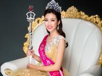 Đỗ Mỹ Linh đại diện Việt Nam dự thi Hoa hậu Thế giới 2017