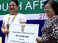 Nam Phi trao tặng 5 căn nhà tình nghĩa cho người nghèo Việt Nam