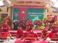 Nô nức lễ khai giảng năm học mới tại miền Trung Tây Nguyên