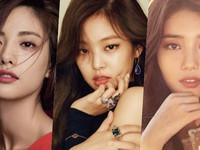 Loạt sao Hàn lọt vào top 100 gương mặt đẹp nhất thế giới 2017