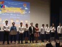 Sinh viên Việt Nam tại Nga sôi nổi với cuộc thi SV 2017