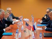 Ngoại trưởng Nga, Mỹ hội đàm bên lề các hội nghị ASEAN
