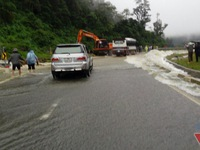 102 người thương vong và mất tích trong đợt mưa lũ
