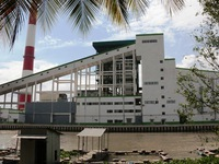 Xây dựng hệ thống thăm dò ô nhiễm Nhà máy giấy Lee & Man
