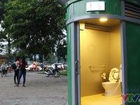 Dự án nhà vệ sinh công cộng tại Hà Nội: 200 cái chỉ 1 cái hoạt động
