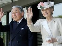 Chuyện tình đẹp từ sân tennis của Nhà vua và Hoàng hậu Nhật Bản