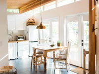 Ngôi nhà nhỏ xinh, ấm áp và bình dị nhìn là mê