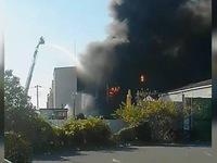 Nổ nhà máy hóa chất ở Nhật Bản, 11 người thương vong