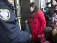 Số người nhập cư vào Mỹ giảm mạnh
