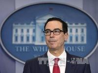 Mỹ sẽ nâng trần nợ công vào tháng 9 tới