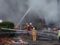 Nổ hầm đường sắt ở Trung Quốc, 12 người thiệt mạng
