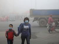 600.000 trẻ em chết mỗi năm do ô nhiễm không khí