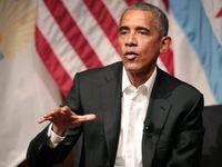 Cựu Tổng thống Mỹ Obama nhận phát biểu với thù lao hơn 400.000 USD