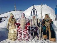 Lễ đón mùa Đông ở ngôi làng lạnh nhất thế giới