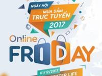 Không khí trước giờ Online Friday