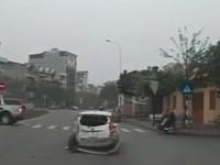 Xe ô tô gây tai nạn kinh hoàng tại Hải Dương