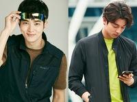 Joo Won và Gong Yoo cực hút fan trong loạt ảnh mới