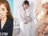 Loạt ảnh quảng cáo mới 'gây mê' của mỹ nữ xứ Hàn