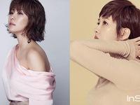 Ha Ji Won đọ tóc ngắn trẻ trung với 'nàng Kim Sam Soon'