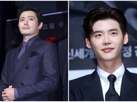Quý ông U50 Jang Dong Gun khoe vẻ lịch lãm, 'đánh bật' đàn em Lee Jong Suk