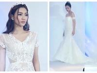 Cô dâu Á - Âu chọn váy cưới khác nhau thế nào?