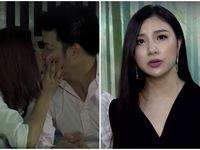 Phim Hoa cỏ may: Hạnh Sino 'cướp' nụ hôn đầu đời trên màn ảnh của diễn viên Hải Anh