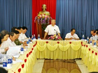 Vi phạm của Ban cán sự đảng và nguyên Phó Bí thư Tỉnh ủy Gia Lai 'đến mức phải thi hành kỷ luật'