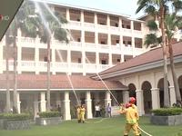 Đảm bảo an toàn phòng cháy chữa cháy và cứu hộ cứu nạn cho APEC 2017