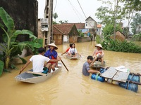 Việt Nam nằm trong top 10 quốc gia bị ảnh hưởng nghiêm trọng nhất vì biến đổi khí hậu