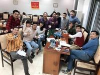 Dàn Táo hội tụ trong buổi tập đầu tiên của Táo quân 2017