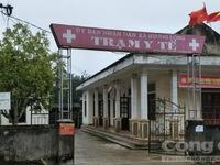 Khởi tố kẻ hành hung, chém nữ cán bộ trạm y tế xã ở Hà Tĩnh