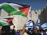 Quan chức cấp cao Israel, Palestine tổ chức cuộc họp hiếm hoi ở Bờ Tây