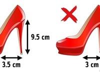 Bỏ túi mẹo hay giúp các 'yêu nữ hàng hiệu' có đôi giày hoàn hảo