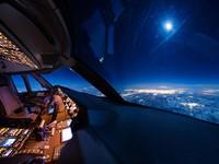 Buồng lái máy bay - Không gian làm việc kỳ ảo nhất thế giới