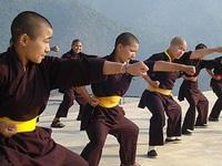 Phụ nữ Ấn Độ học kung fu để tự vệ