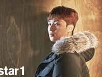 Mỹ nam Park Seo Joon lạnh lùng trên tạp chí