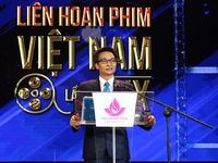 Nhiều thế hệ nghệ sĩ gặp mặt tại Liên hoan phim Việt Nam lần thứ 20