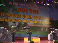 Khai mạc Hội thi hát Dân ca Quan họ