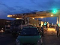 Trạm BOT quốc lộ 5 'gồng mình' đối phó tài xế dùng 'chiêu' tiền lẻ