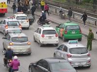 Hiệp hội Taxi Hà Nội kiến nghị quản lý cả 5 loại hoạt động vận tải bằng công nghệ