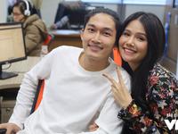 Giao lưu trực tuyến với cặp đôi Du - Kim của Ghét thì yêu thôi