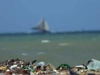 Máy bay không người lái giúp phát hiện rác thải nhựa trên biển